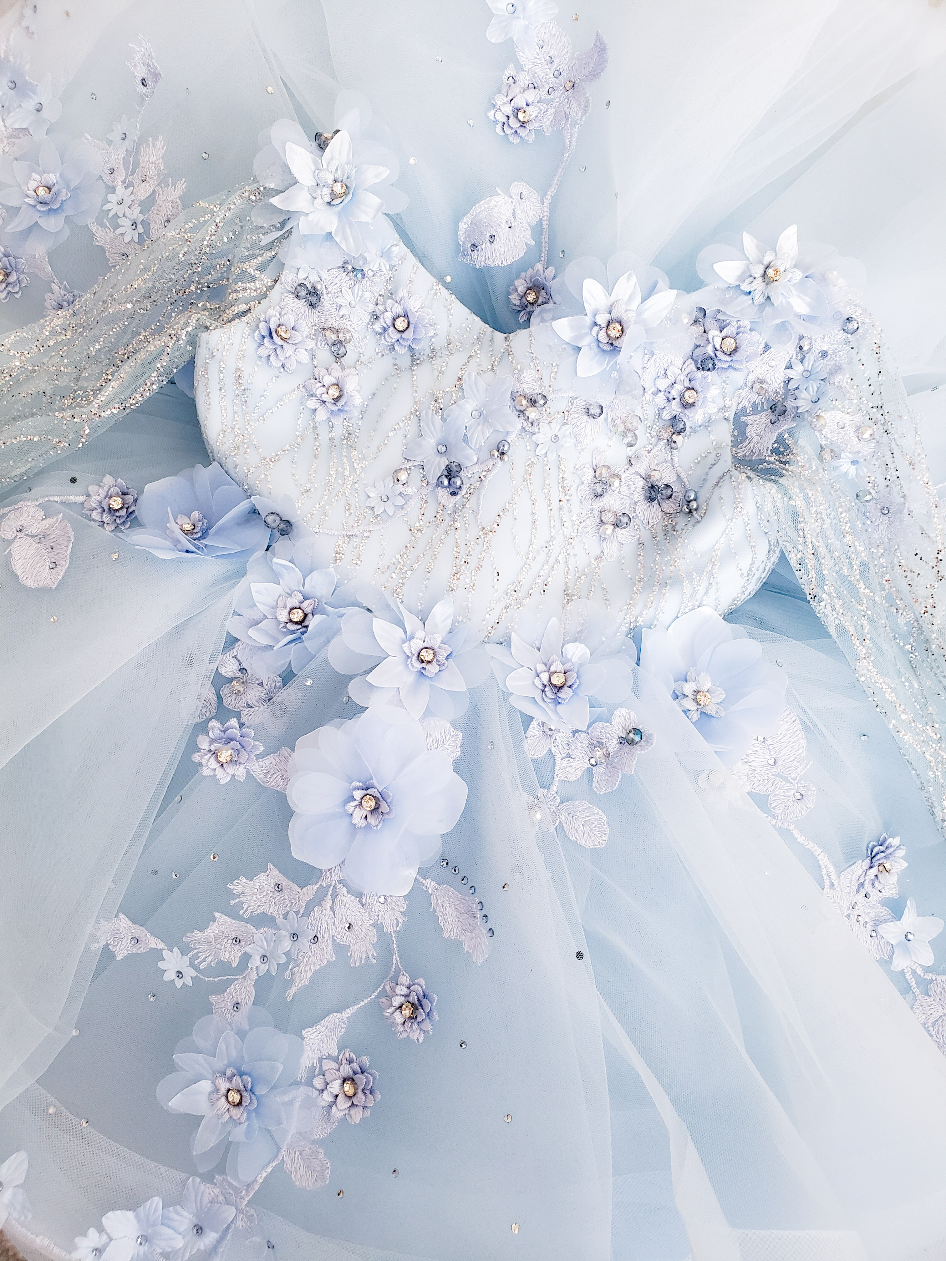 Frosted Wonderland Gown
