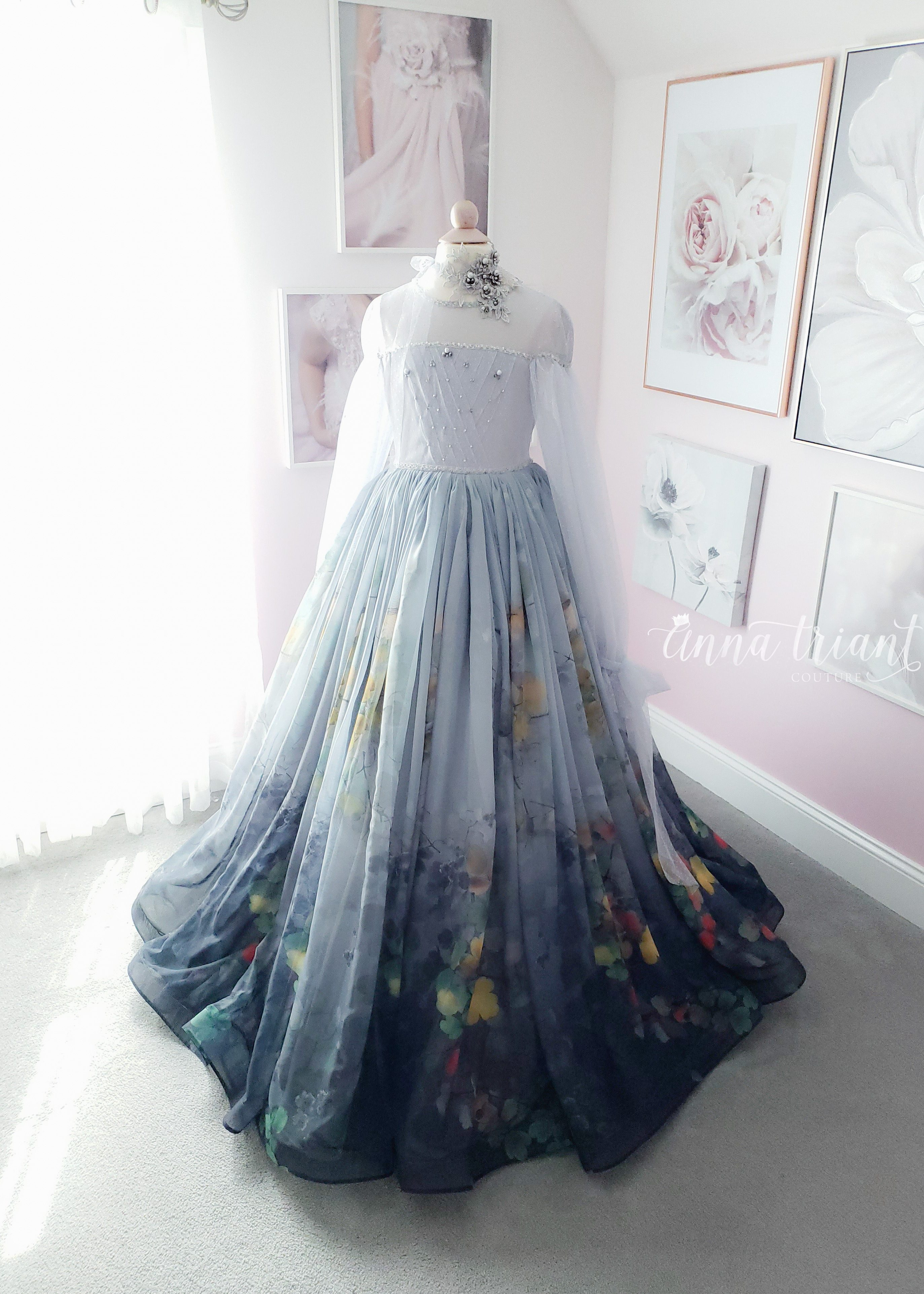 Misty Woodlands Gown