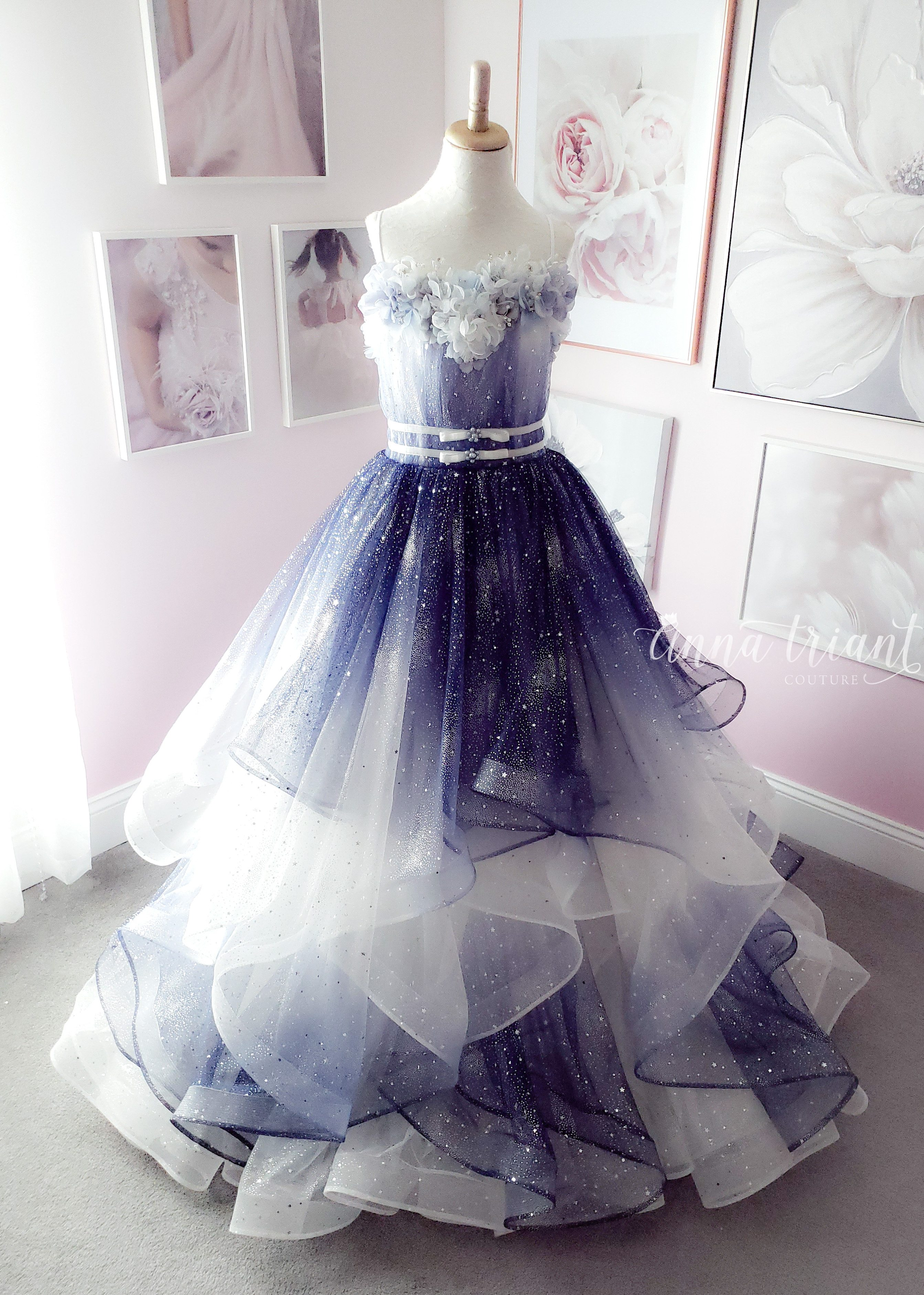 Ombre Dreams Gown