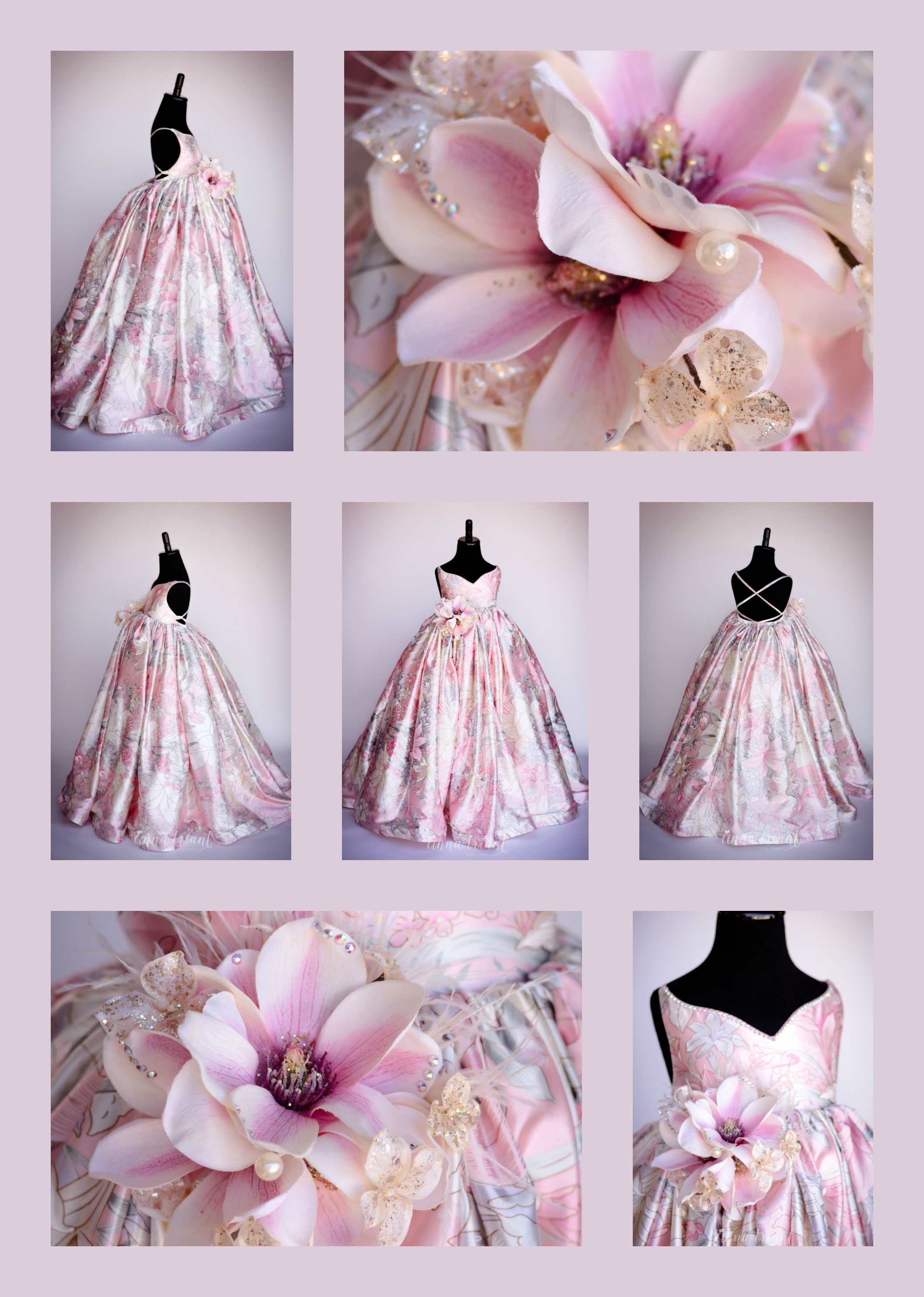 Spring lily gown by anna triant couture add izmirmasajfo
