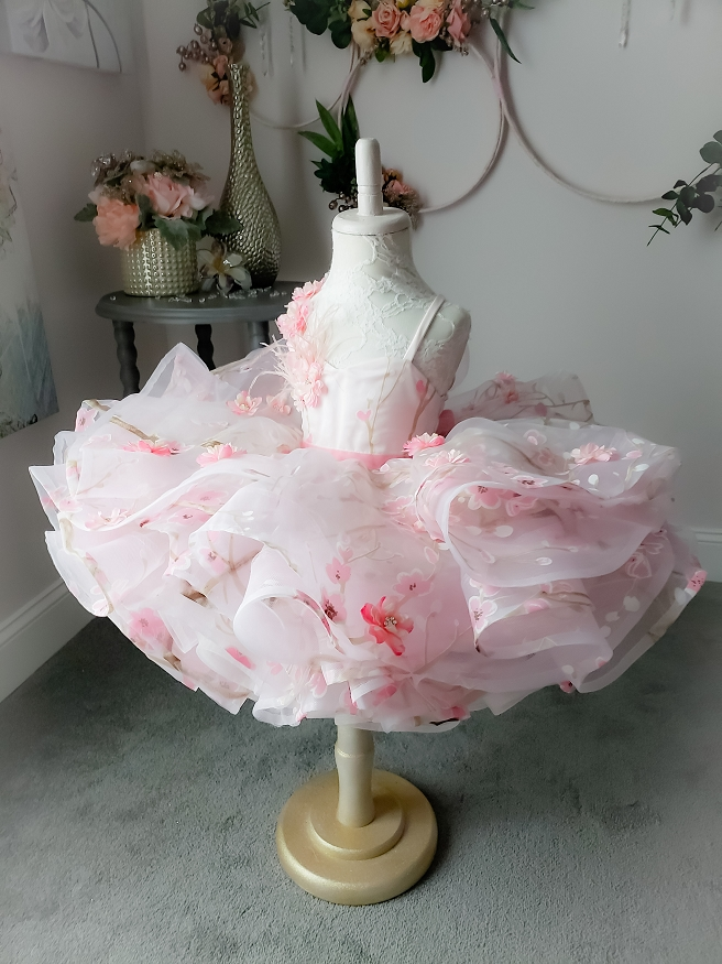 Cherry Blossoms Dress