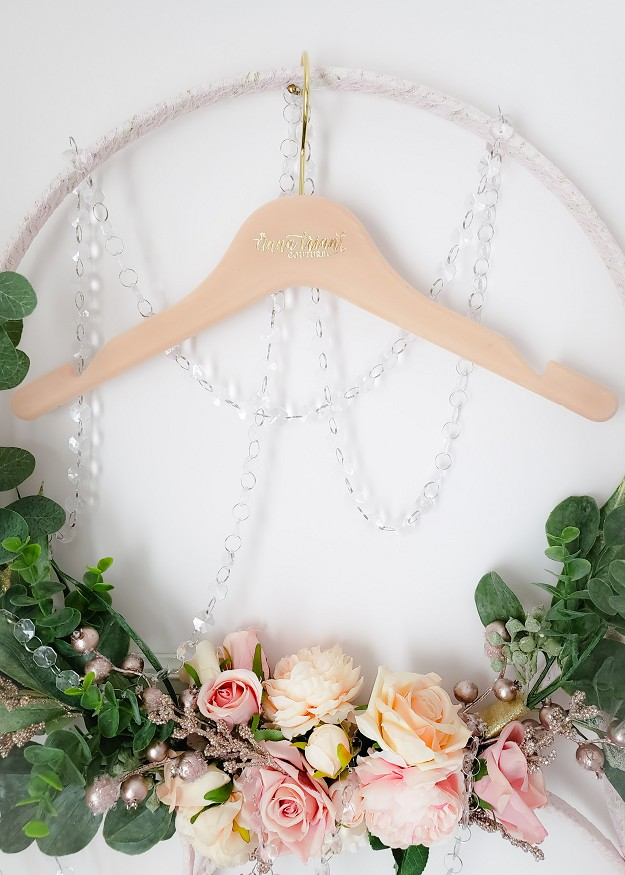 Luxe Anna Triant Couture Hanger