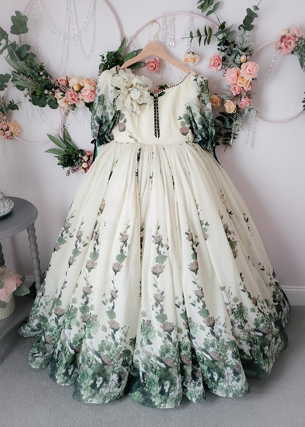 Gone with the Wind - Inspired Adult Gown