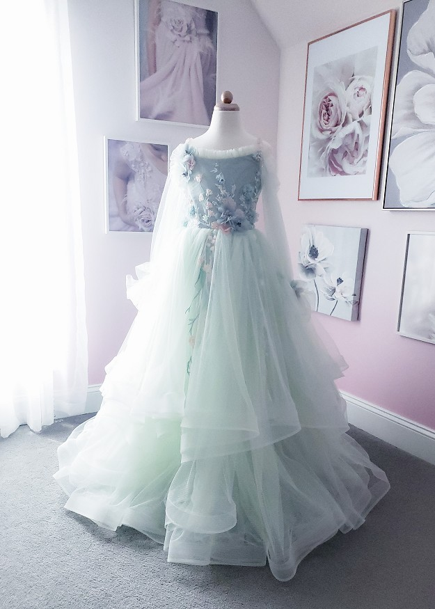 Weeping Willow Gown